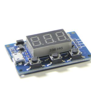 Dual channel PWM Pulse generator